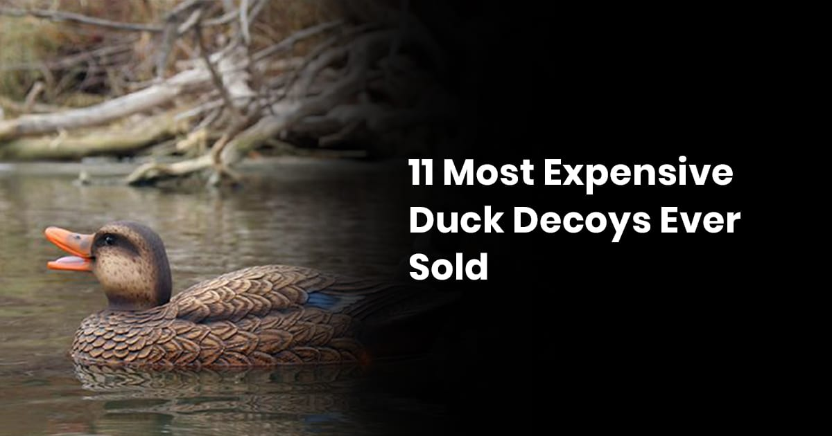 11 Most Expensive Duck Decoys Ever Sold