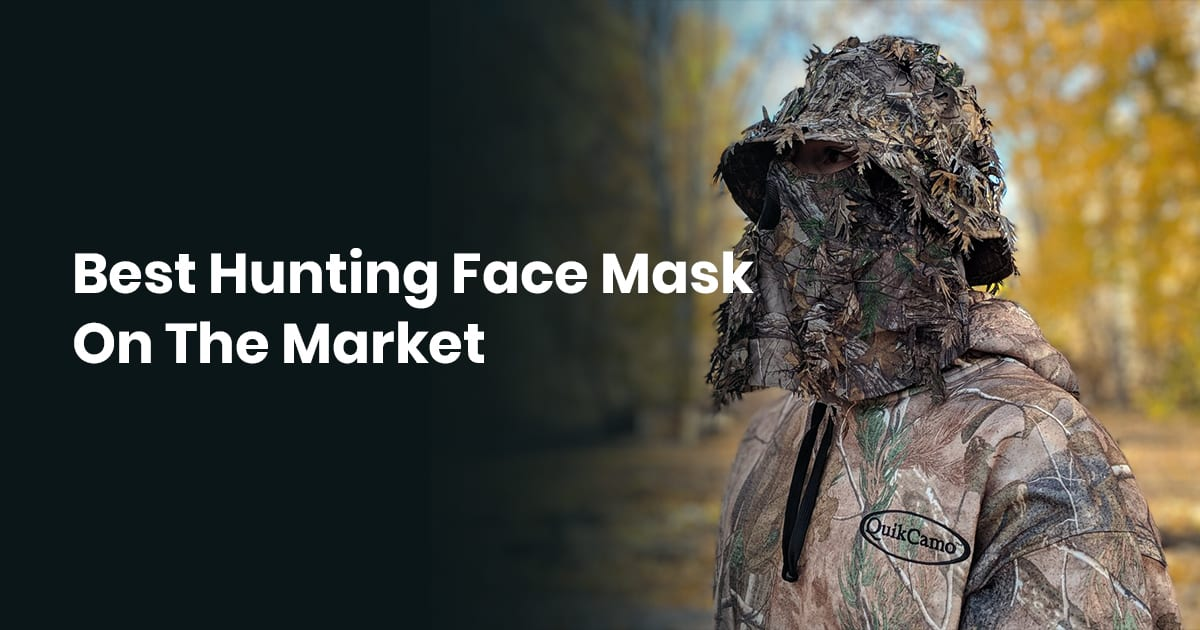 Best Hunting Face Mask On The Market