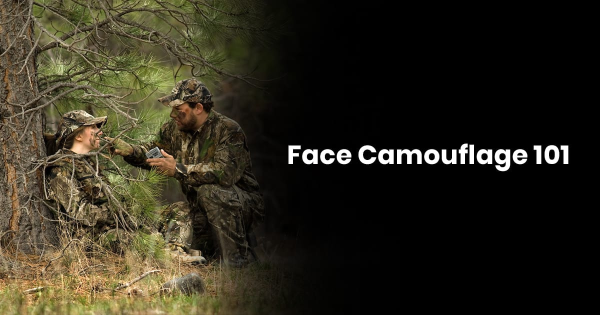 Face Camouflage 101