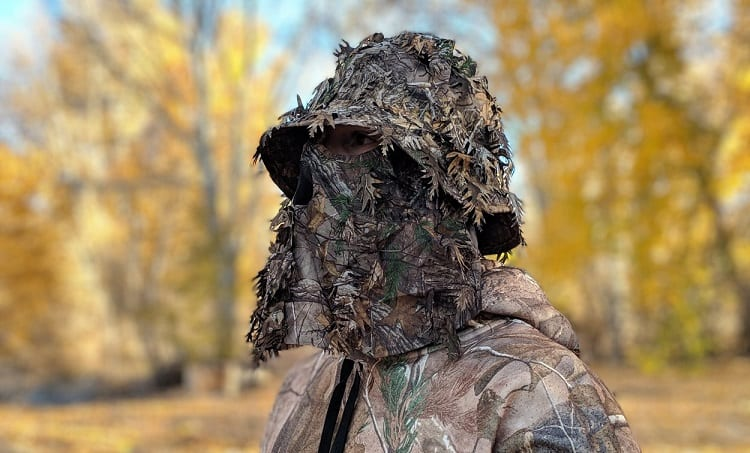 Camouflaged Hunter