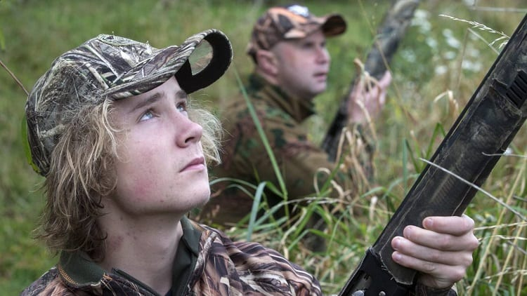 Two Guys Hunting
