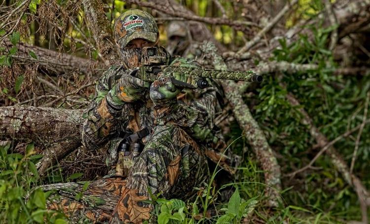 Wearing Camo In Hunting