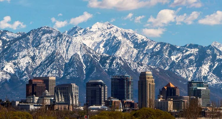 Mountains Of Salt Lake City