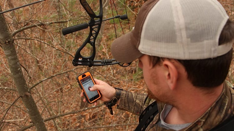 Hunting With App