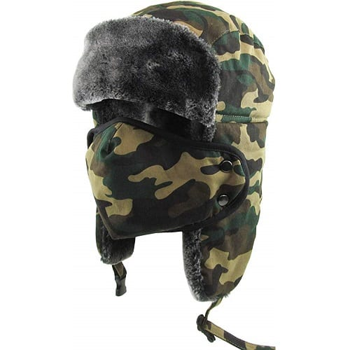Unisex Winter Trooper Hat