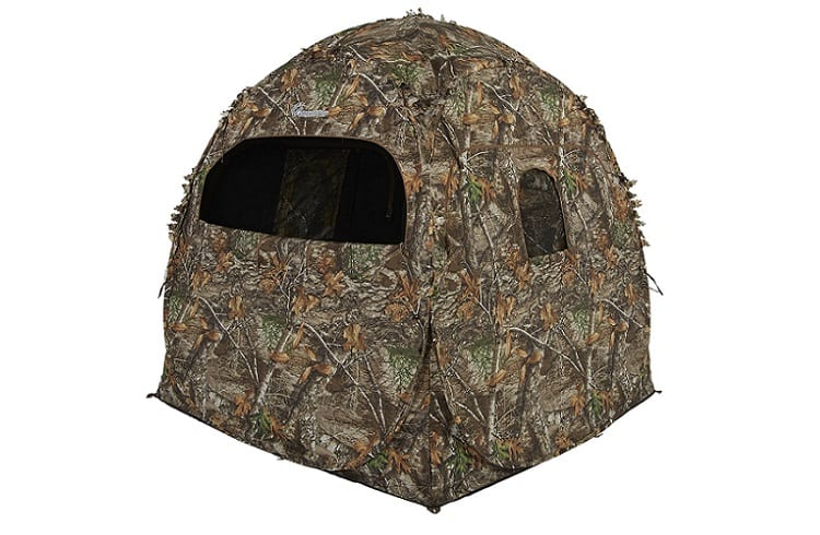Ameristep Doghouse Ground Blind Review