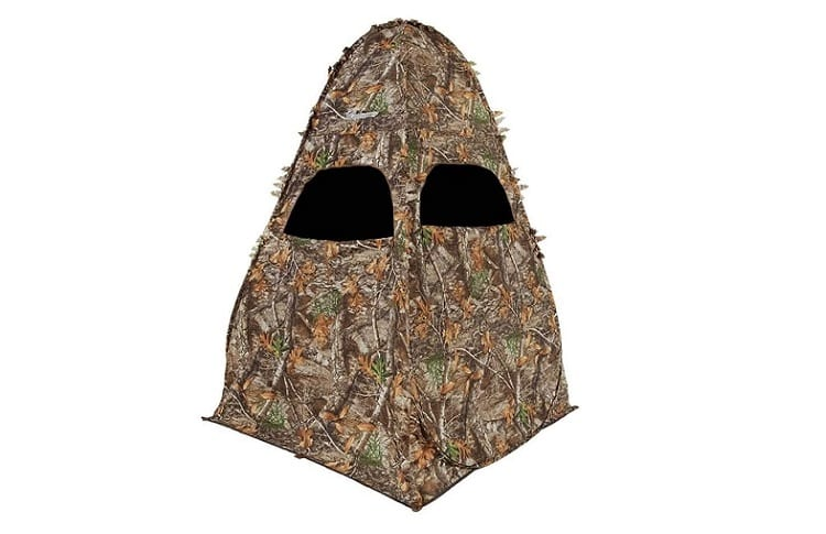 Ameristep Outhouse Hunting Blind Review