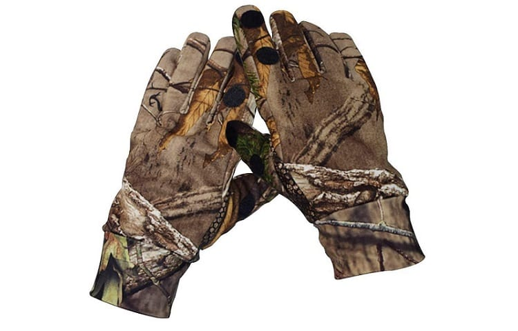 Camouflage Full Finger Hunting Gloves Review
