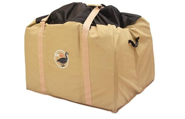 DecoyPro 6 Slot Goose Decoy Bag Review