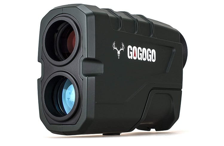 Gogogo Sport 1200 Yards Laser Range Finder Review