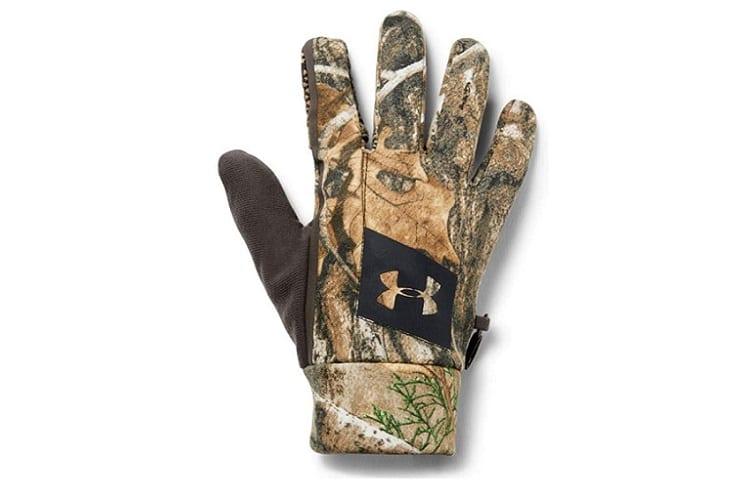 Under Armour Men's Fleece Gloves Review