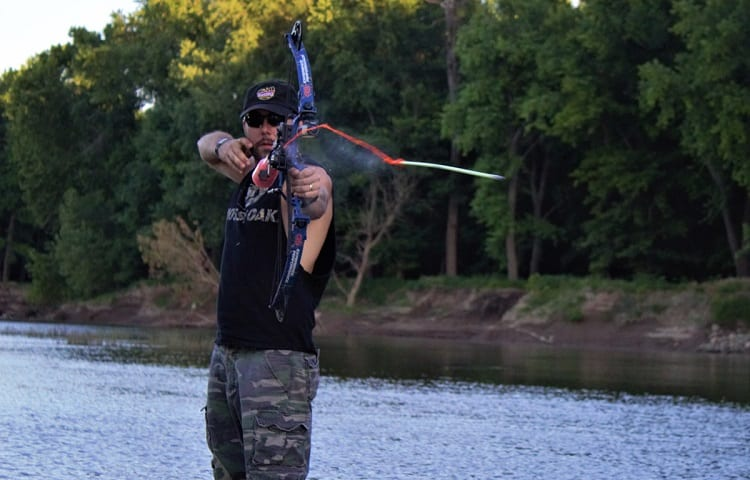 what tips for bowfishing