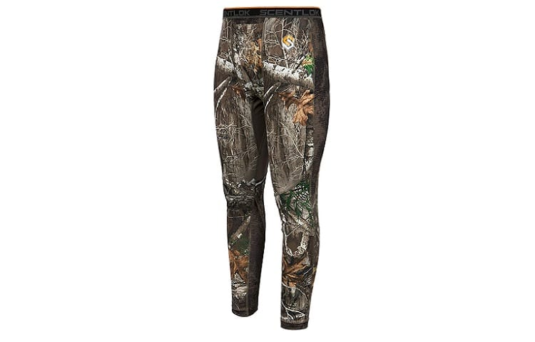 ScentLok Men's Hunting Clothes BaseSlayers Pant Leggings Review