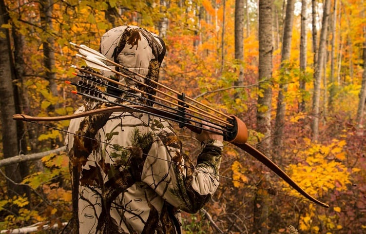 similarities betwwen bow  and crossbow