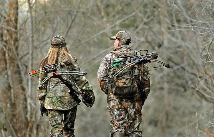 crossbow hunt