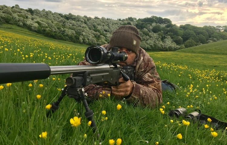 planning long-range shot