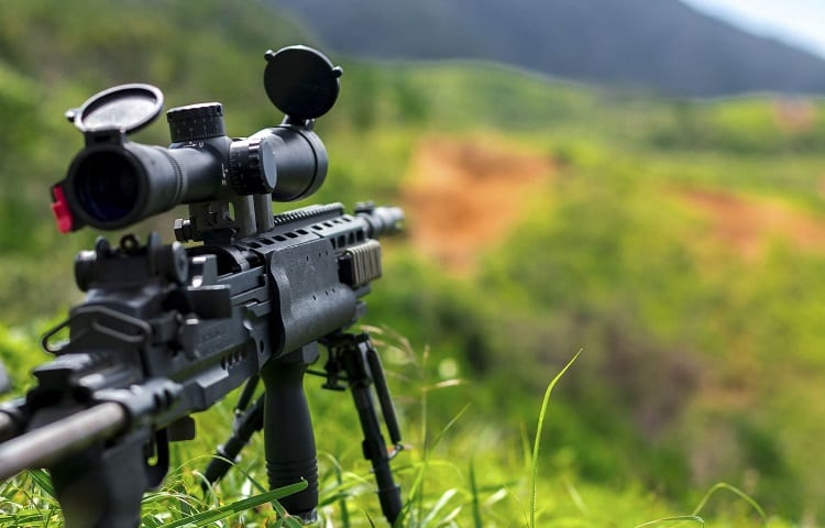 calculations for long range shot