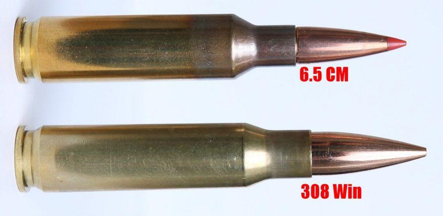 6.5 Vs 308